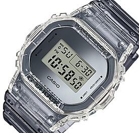 CASIO/G-SHOCK【カシオ/Gショック】メンズ腕時計 Clear Skeleton スケルトン 海外モデル【並行輸入品】DW-5600SK-1