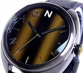 NIXON【ニクソン】WIT/ウィット レディース腕時計 タイガーアイ【2012年SPRING新作】【送料無料】A318-1073(国内正規品)