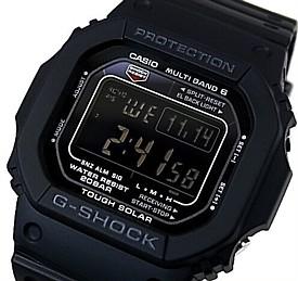 CASIO/G-SHOCK【カシオ/Gショック】ソーラー電波腕時計 マルチバンド6 New5600シリーズ GW-M5610-1BJF(国内正規品)