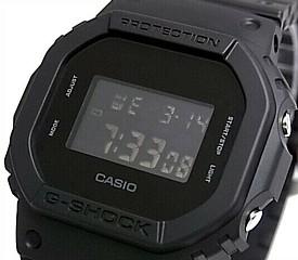 CASIO/G-SHOCK【カシオ/Gショック】メンズ腕時計 Solid Colors series【グソリッドカラーズシリーズ】ブラックDW-5600BB-1 海外モデル【並行輸入品】