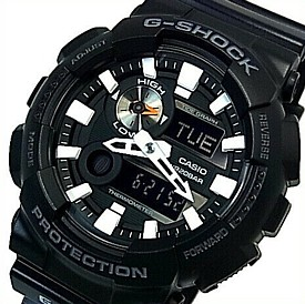 CASIO/G-SHOCK【カシオ/Gショック】G-LIDE/Gライド アナデジ メンズ腕時計 ブラック GAX-100B-1A 海外モデル【並行輸入品】