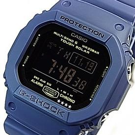 CASIO/G-SHOCK【カシオ/Gショック】ソーラー電波腕時計 マルチバンド6 ネイビー(国内正規品)GW-M5610NV-2JF