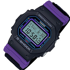 CASIO/G-SHOCK【カシオ/Gショック】メンズ腕時計 クロスバンド 替えバンド付(国内正規品)DW-5600THS-1JR