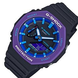 CASIO/G-SHOCK【カシオ/Gショック】カーボンコアガード構造 アナデジモデル メンズ腕時計 Throwback 1990s(国内正規品)GA-2100THS-1AJR