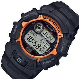 CASIO/G-SHOCK【カシオ/Gショック】FIRE PACKAGE/ファイアー・パッケージ ソーラー電波腕時計 ブラック/オレンジ(国内正規品)GW-2320SF-1B4JR