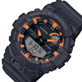 CASIO/G-SHOCK【カシオ/Gショック】ファイアー・パッケージ G-SQUAD/ジー・スクワット ブルートゥース モバイルリンクモデル メンズ腕時計(国内正規品)GBA-800SF-1AJR