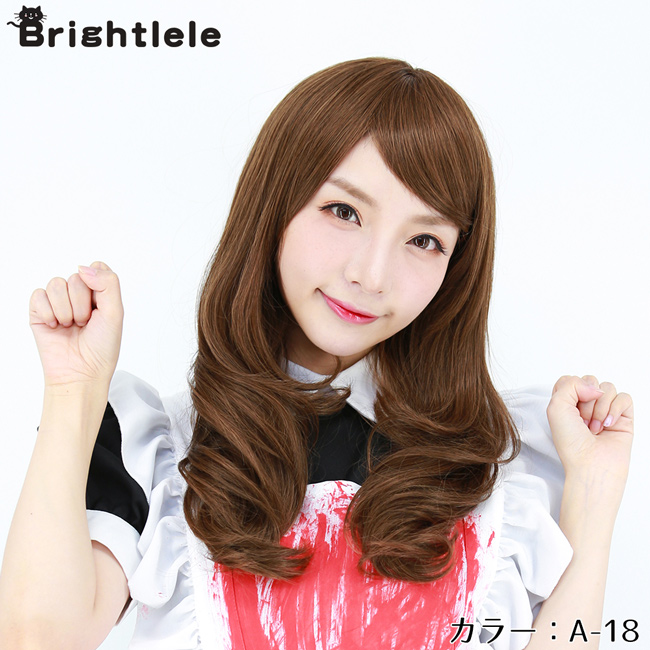 princess costume play wig long blonde hair hair wave full wig medium halloween wig wig rei