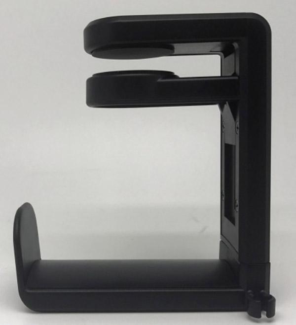 ヘッドホンフッカー スタンドBH-HPH ブライトンネット メーカー直売!!置き場所のないヘッドホンをスマートに設置