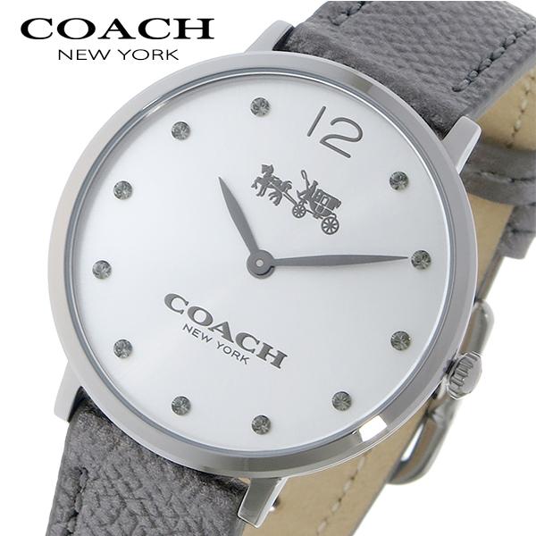 コーチ COACH イーストン クオーツ レディース 腕時計 14502686 シルバー
