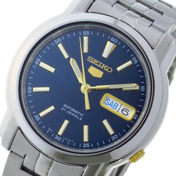 セイコー SEIKO セイコー5 SEIKO 5 自動巻き 腕時計 SNKL79K1