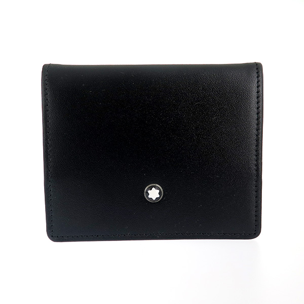 モンブラン MONTBLANC マイスターシュテュック コインケース 14877 ブラック