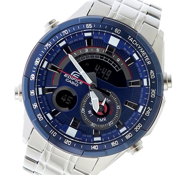 カシオ CASIO エディフィス EDIFICE メンズ 腕時計 ERA-600RR-2A ブルー ブルー