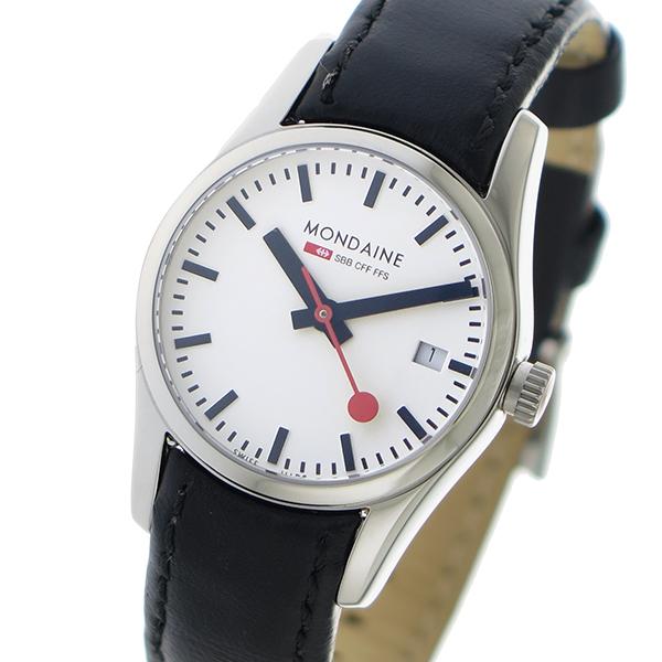 モンディーン MONDAINE クオーツ レディース 腕時計 A6293034111SBBXL ホワイト