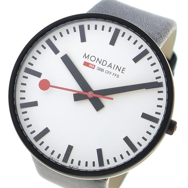 モンディーン MONDAINE クオーツ レディース 腕時計 A6603032861SBB ホワイト