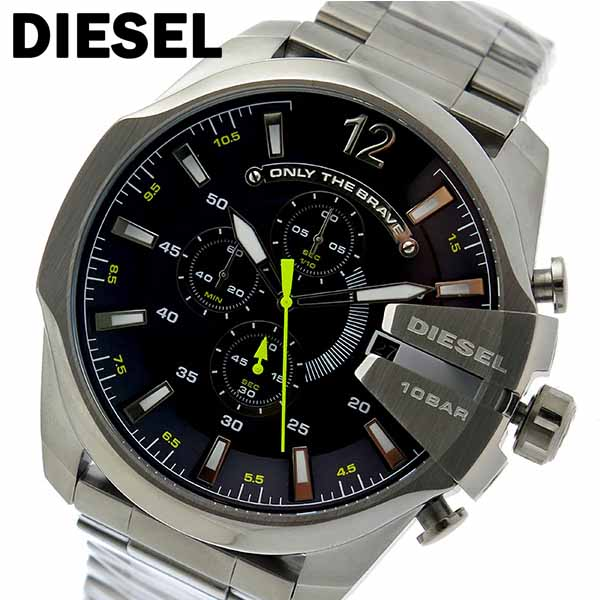 ディーゼル DIESEL クオーツ メンズ 腕時計 DZ4465 グレー