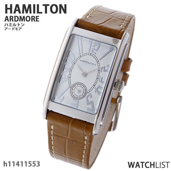ハミルトン HAMILTON アードモア ARDMORE ユニセックス 腕時計 H11411553 ウォッチ 時計 うでどけい