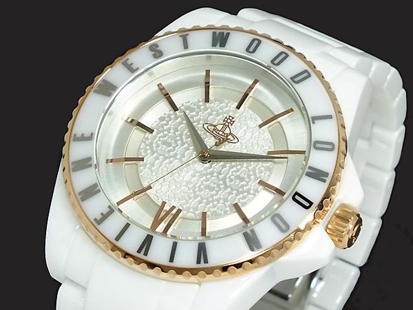 ヴィヴィアン ウエストウッド VIVIENNE WESTWOOD セラミック 腕時計 VV048RSWH