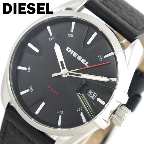 ディーゼル DIESEL 腕時計 メンズ DZ1862 ブラック