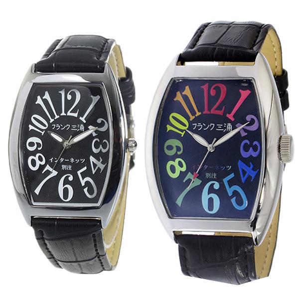 ペアウォッチ フランク三浦 メンズ 腕時計 メンズ インターネッツ別注 ブラック fm00it-bk fm06it-crbk fm00it-bk fm06it-crbk, イサハヤシ:bd25a212 --- sunward.msk.ru