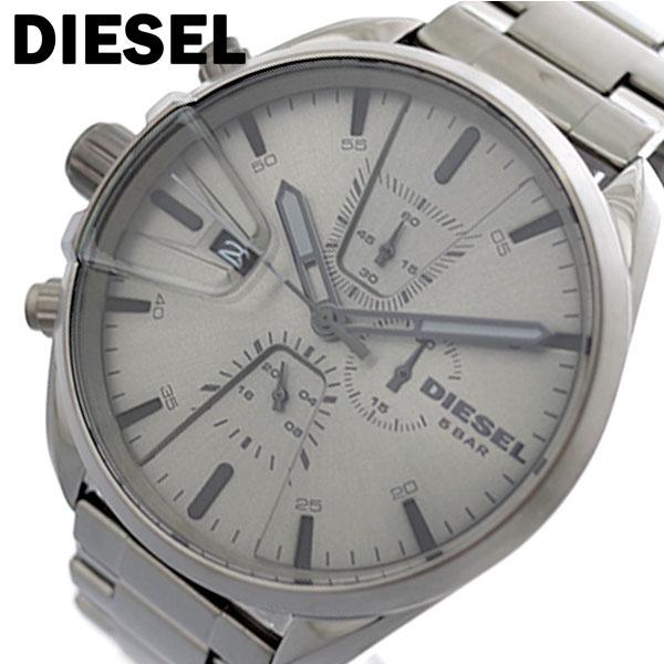 ディーゼル DIESEL 腕時計 メンズ DZ4484 MS9 グレー