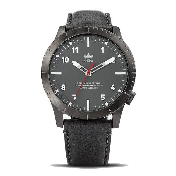 アディダス ADIDAS 腕時計 メンズ レディース CJ6317 Z06-2915 CYPHYER_LX1 チャコール ガンメタ