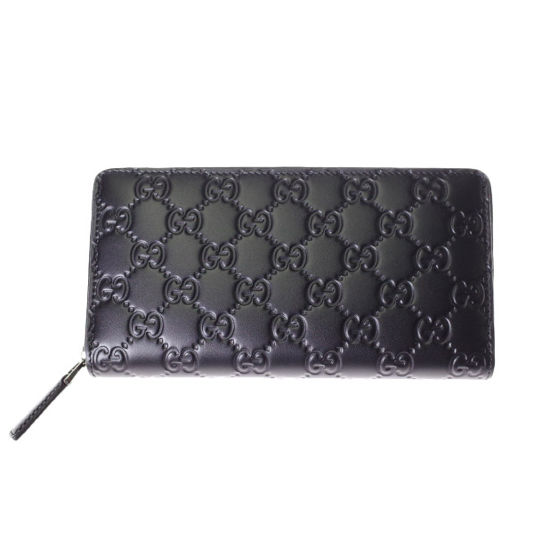 グッチ GUCCI 長財布 レディース 307987-CWC1R-1000 ブラック