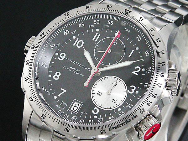 ハミルトン HAMILTON カーキ KHAKI ETO 腕時計 H77612133