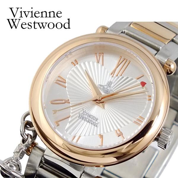 ヴィヴィアン ウエストウッド VIVIENNE WESTWOOD 腕時計 VV006RSSL ウォッチ 時計 うでどけい