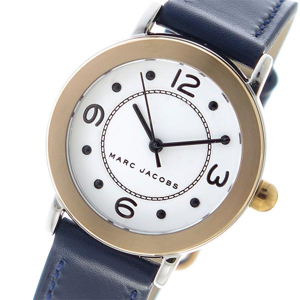 マークジェイコブス MARC JACOBS ライリー RILEY クオーツ レディース 腕時計 MJ1604 ホワイト ホワイト