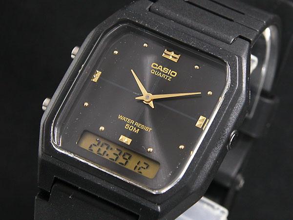 5df476d52 WATCHLIST: Casio CASIO an analog-digital watch AW48HE-1A | Rakuten ...