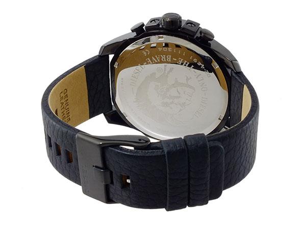 디젤 DIESEL 쿼 츠 남성용 크로 노 시계 DZ4291 시계 시계 うでどけい