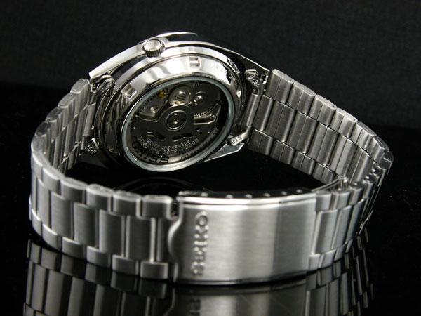 세이코 SEIKO 세이코 5 SEIKO 5 자동감김 손목시계 SNXF07K 워치 시계 팔짱 치워 있어