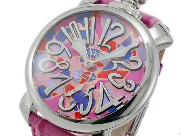 ガガミラノ ガガミラノ GaGaMILANO マニュアーレ48 手巻き メンズ メンズ 腕時計 手巻き 5010 MOSAICO2S, クロサワ楽器 日本総本店 WEBSHOP:e57456af --- kutter.pl