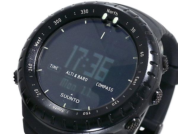 スント スント SUUNTO コア CORE 腕時計 SS014279010 時計 オールブラック ウォッチ SS014279010 時計 うでどけい, BLAZONRY:abbb6b27 --- sunward.msk.ru