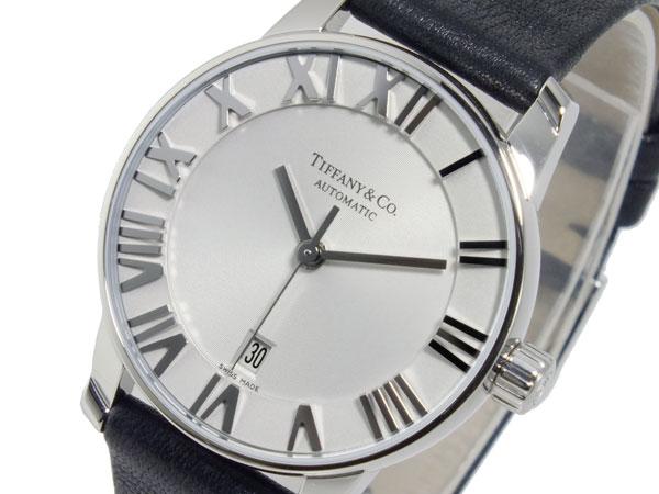 티파니 TIFFANY&CO아틀라스 돔 ATLAS DOME 자동권레이디스 손목시계 Z1830. 68.10 A21A50A