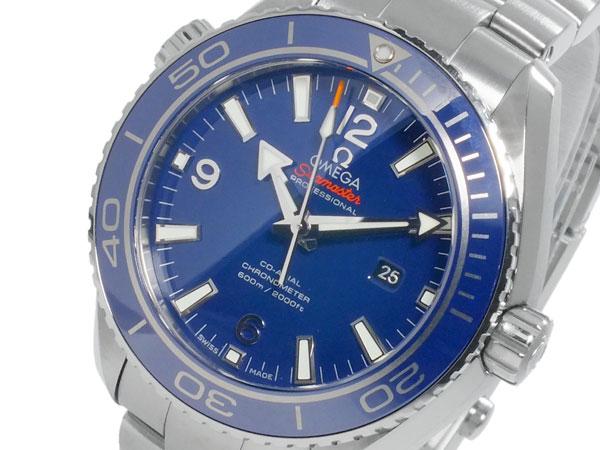 オメガ OMEGA シーマスター プラネットオーシャン 600M 自動巻き ユニセックス 腕時計 23290382003001 (代引き不可)