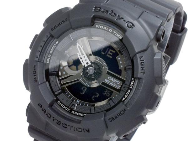 カシオ CASIO ベビーG BABY-G デジタル 腕時計 BA-110BC-1A