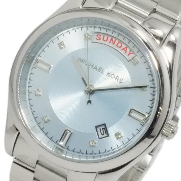 마이클 코스 MICHAEL KORS 쿼 츠 여성용 시계 MK6068 블루
