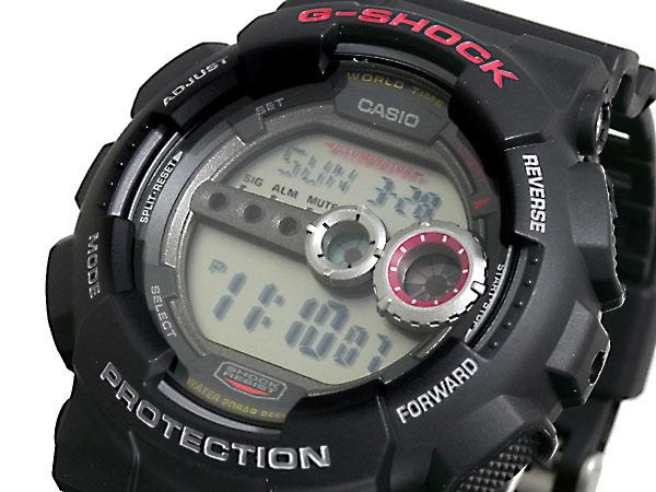 カシオ CASIO Gショック G-SHOCK 高輝度LED 腕時計 GD-100-1A