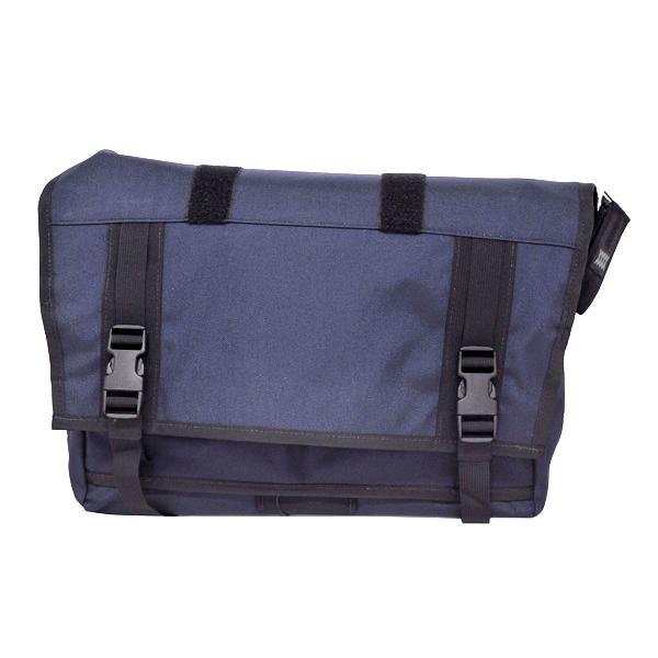 Mission Work Monty Mens Messenger Bag Navy