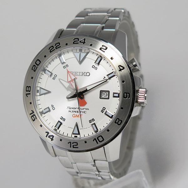 seikosupochurakinetikkukuotsumenzu手表SUN025P1白