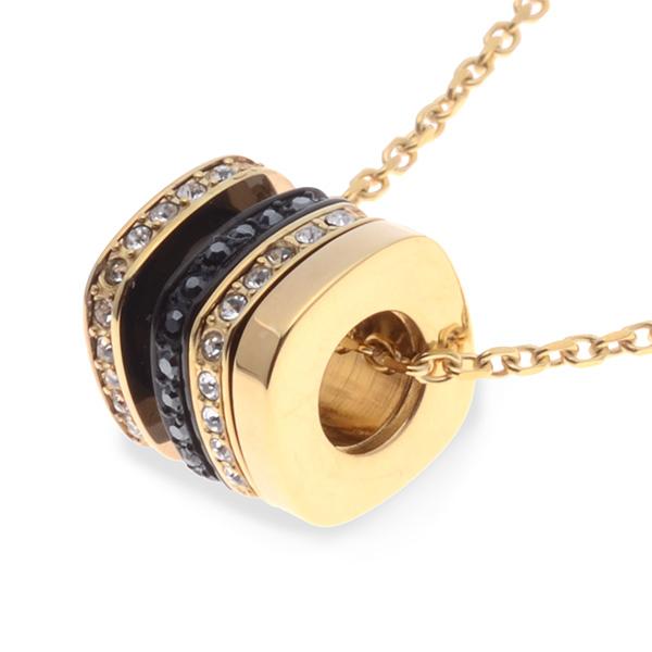 Swarovski SWAROVSKI ladies necklace 5152857 gold / black
