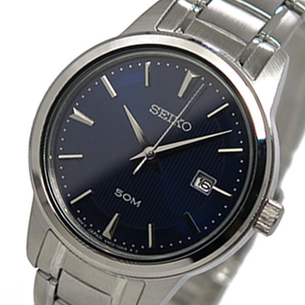 11/1までエントリーで全品P20倍 セイコー SEIKO クオーツ レディース 腕時計 SUR849 ブルー