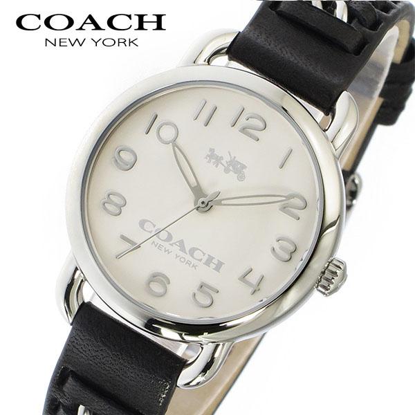 コーチ COACH デランシー DELANCEY クオーツ レディース 腕時計 14502257 ホワイト
