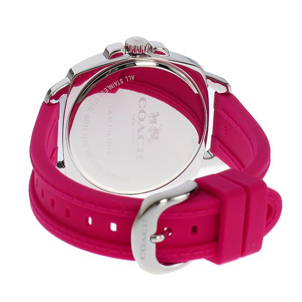cac507456f74 ボーイフレンド COACH コーチ 11/1までエントリーで全品P20倍 ラインストーンベゼル ピンク 14502529 腕時計 レディース クオーツ- レディース腕時計 - embroitique.com 。