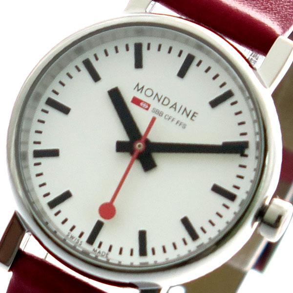 モンディーン MONDAINE 腕時計 A658.30301.11SBC