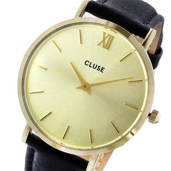 クルース CLUSE ミニュイ AMOUR GIFT BOX 替えベルト付き 限定モデル レディース 腕時計 CLG001 ゴールド