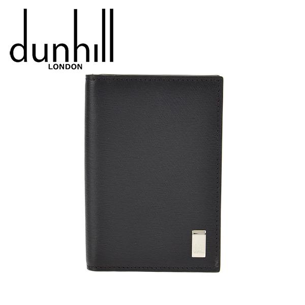 ダンヒル DUNHILL メンズ 名刺入れ カードケース FP4700E-BLK ブラック