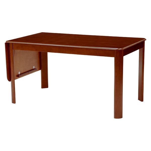萩原 ダイニングテーブル(ダークブラウン) VDT-7686DBR 4934257231978 【代引き不可】