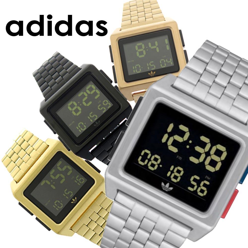 アディダス ADIDAS 腕時計 アーカイブ-M1 ARCHIVE-M1 ペア メンズ レディース クォーツ Z01-001 z01-2924 z01-513 z01-1098 CJ6306 CJ6307 CJ6308 CJ6309